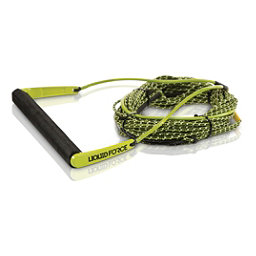 Liquid Force Team Combo Wakeboard Rope 2018, Green, 256