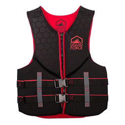 Liquid Force Hinge Classic Adult Life Vest 2018, , 256