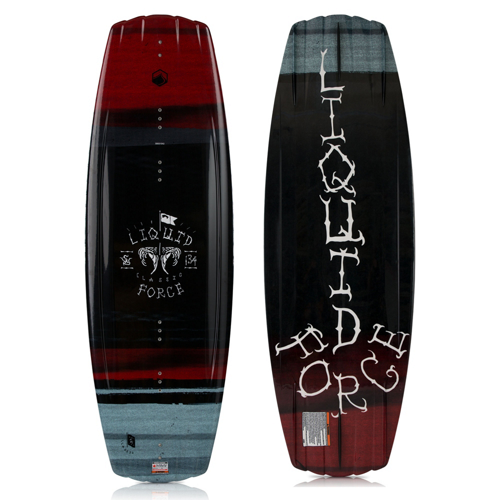 Liquid Force Classic Wakeboard im test