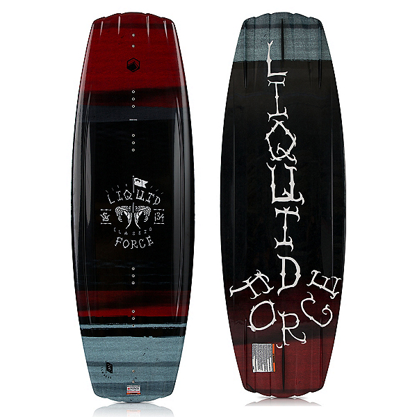 Liquid Force Classic Wakeboard, 134cm, 600