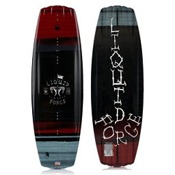 Liquid Force Classic Wakeboard 2018, 138cm, 256