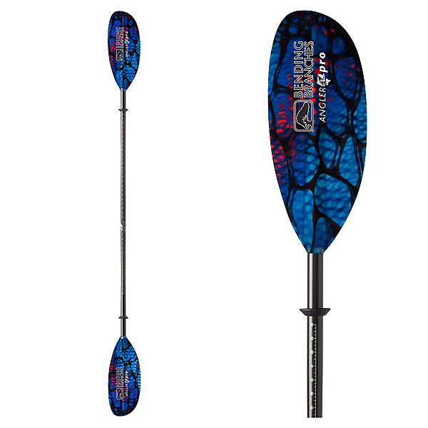 Bending Branches Angler Pro Snap Kayak Paddle 2020, , 600