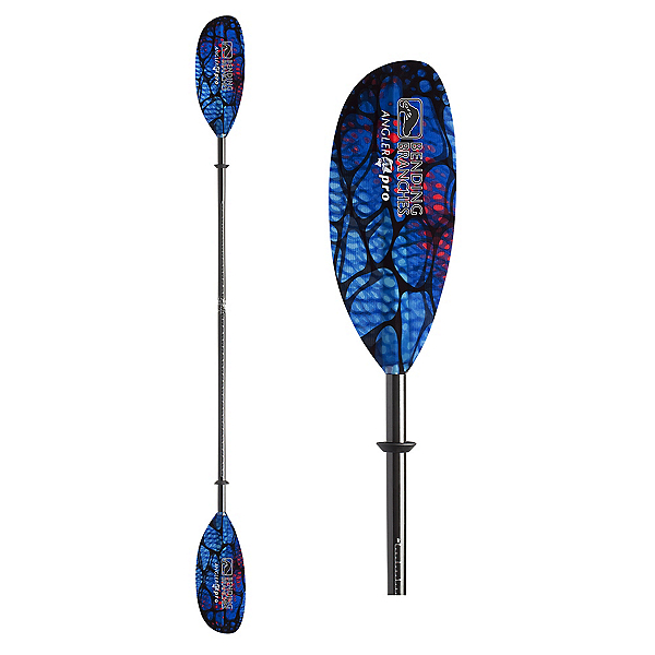Bending Branches Angler Pro Plus Adjustable Kayak Paddle 2020, Radiant, 600