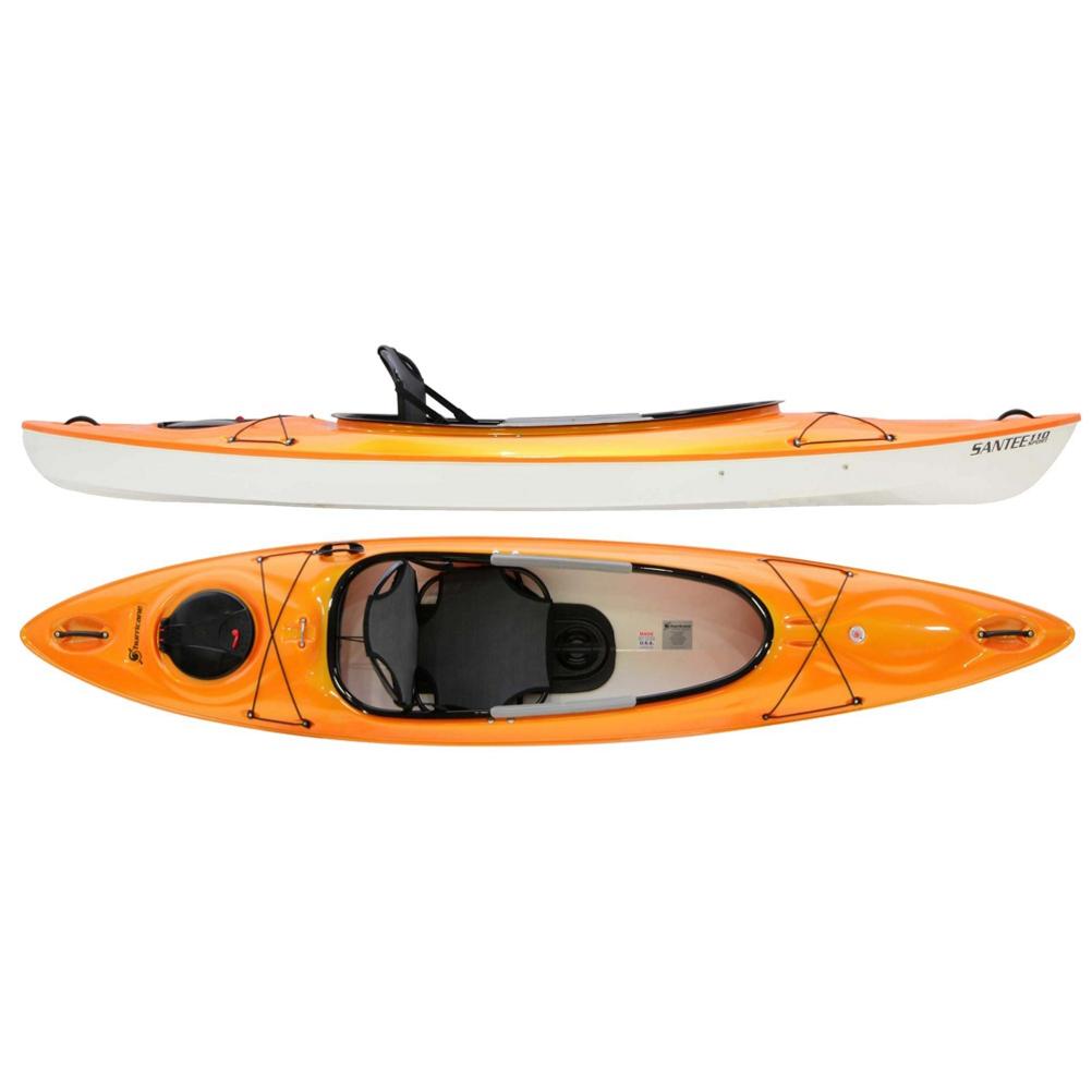 Hurricane Santee 110 Sport Kayak im test