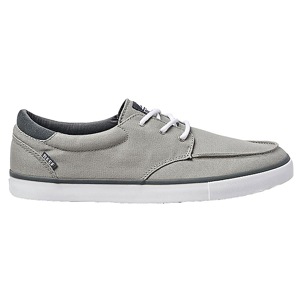 Reef Deck Hand 3 Mens Shoes, Grey-White, 600