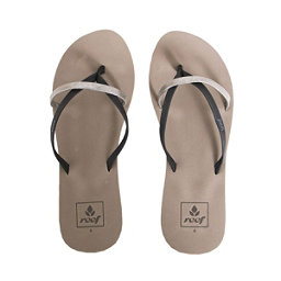 Reef Bliss Wild Womens Flip Flops, Pewter, 256