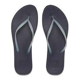 Reef Escape Lux Womens Flip Flops, Navy, 256