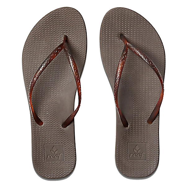 Reef Escape Lux Tortoise Womens Flip Flops, , 600