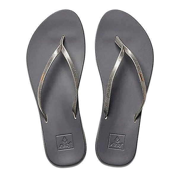Reef Cushion Bounce Slim Womens Flip Flops, , 600