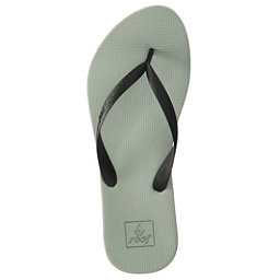 Reef Escape Lux + Womens Flip Flops, Aqua, 256