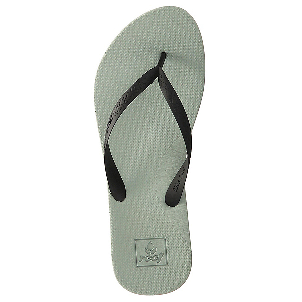 Reef Escape Lux + Womens Flip Flops, Aqua, 600