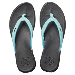 Reef Rover Catch Pop Womens Flip Flops, Starlight Blue, 256