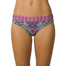 Prana Ramba Bathing Suit Bottoms, Pomegranate Marrakesh, 256