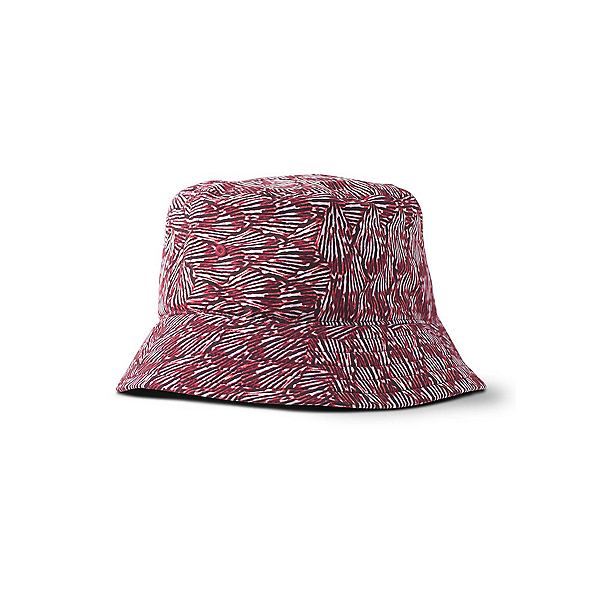 Prana Seashells Bucket Womens Hat, Pomegranate Seashells, 600