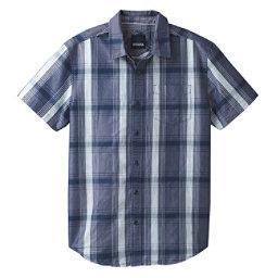 Prana Tamrack Mens Shirt, Equinox Blue, 256