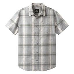 Prana Tamrack Mens Shirt, Gull, 256