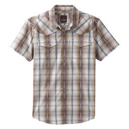 Prana Holstad Mens Shirt, Volcanic Plum, 256