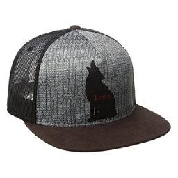 Prana Journeyman Trucker Hat, Lone Wolf, 256
