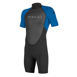 O'Neill Reactor II Short Sleeve Kids Shorty Wetsuit 2018, , 256