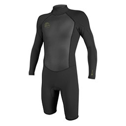 O'Neill O'riginal Back Zip Long Sleeve Shorty Wetsuit 2018, , 256