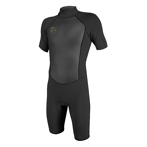 O'Neill Original Back Zip Short Sleeve Shorty Wetsuit 2018, , 600