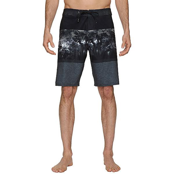 O'Neill Hyperfreak Mens Board Shorts, Black, 600