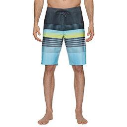 O'Neill Hyperfreak Heist Mens Board Shorts, Ocean, 256