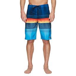 O'Neill Hyperfreak Heist Mens Board Shorts, Blue, 256