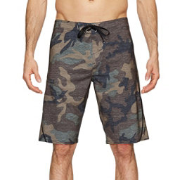 O'Neill Hyperfreak S-Seam Mens Board Shorts, Camo, 256
