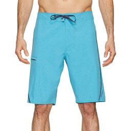 O'Neill Hyperfreak S-Seam Mens Board Shorts, Heather Ocean, 256
