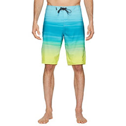 O'Neill Superfreak Mysto Mens Board Shorts, Pool, 256