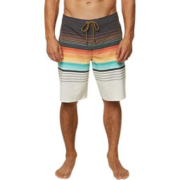 O'Neill Sandbar Cruzer Mens Board Shorts, Bone, 256