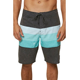 O'Neill Region Cruzer Mens Board Shorts, Black, 256