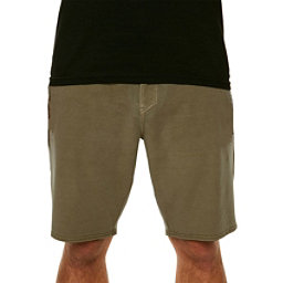 O'Neill Venture Overdye Hybrid Mens Hybrid Shorts, Dark Army, 256