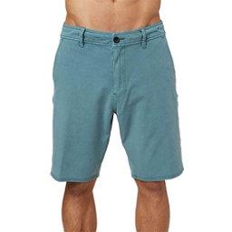 O'Neill Venture Overdye Hybrid Mens Hybrid Shorts, Pine, 256