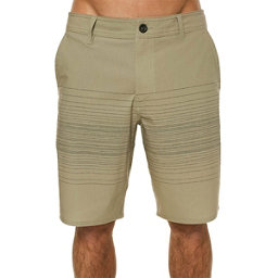 O'Neill Mixed Mens Hybrid Shorts, Khaki, 256