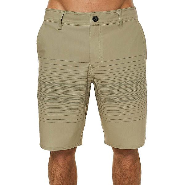 O'Neill Mixed Mens Hybrid Shorts, Khaki, 600