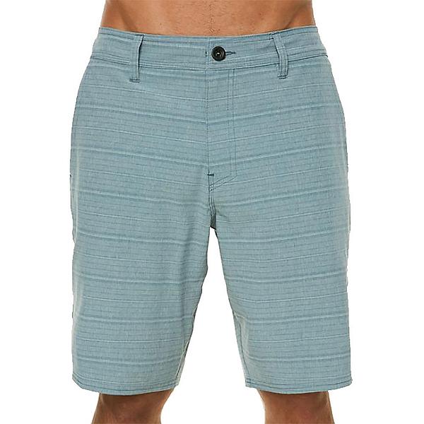 O'Neill Locked Stripe Mens Hybrid Shorts, Dust Blue, 600