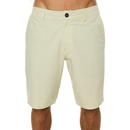 O'Neill Locked Stripe Mens Hybrid Shorts, Stone, 256