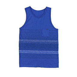 O'Neill Sketchy Tank Mens T-Shirt, Brilliant Blue, 256