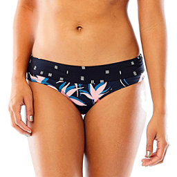 Carve Designs Catalina Bathing Suit Bottoms, Flamingo Palms-Dash, 256