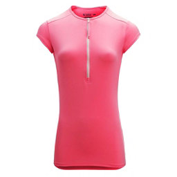 Carve Designs Dawson Womens Rash Guard, Flamingo, 256