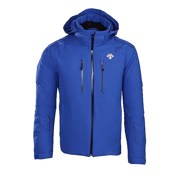 Descente Rogue Mens Insulated Ski Jacket, True Blue, 600