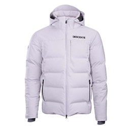 Descente Bern Mens Insulated Ski Jacket, Moonstone Gray, 256