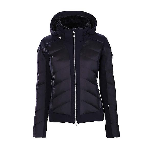 Descente Nika Womens Insulated Ski Jacket, Black, 600