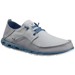 Columbia Bahama Vent Relaxed PFG Mens Shoes, Steam-Steel, 256