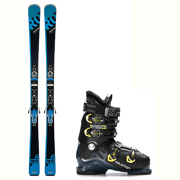 Rossignol Experience 77 BA X-Access 80 Wide Ski Package 2018, , 600