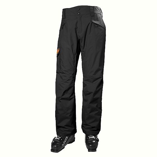 Helly Hansen SOGN Cargo Mens Ski Pants, Black, 600