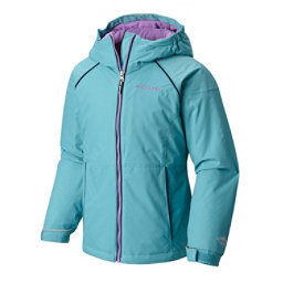 Columbia Alpine Action Toddler Girls Ski Jacket, Pacific Rim, 256