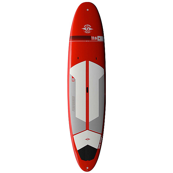 BIC Sport 11'6 Performer Red Stand Up Paddleboard, , 600
